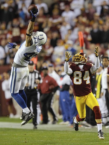 Colts Redskins Football