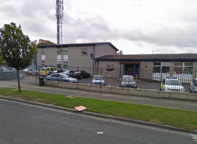 Coolock garda station.