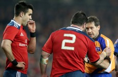 Munster hooker Varley: 'I think we deserved a lot more reward from the scrum'