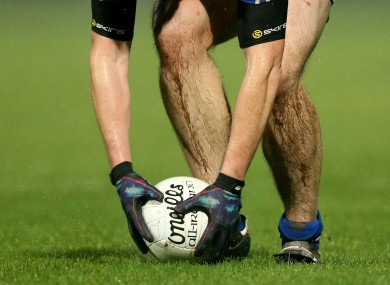 The Munster football semi-finals take place on Wednesday night.