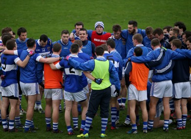 St Vincent's face Castlebar Mitchels in the All-Ireland club final today.