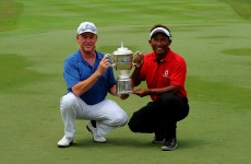 Spectacular European collapse sees Asia share the Inaugural EurAsia Cup
