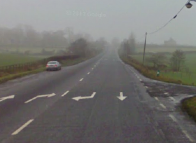 The Donegal-Derry road (File photo)