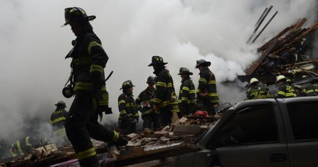 Fifth person dies after Manhattan building collapse