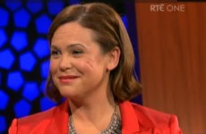 Mary Lou McDonald says she 'has what it takes' to be Sinn Féin's next leader