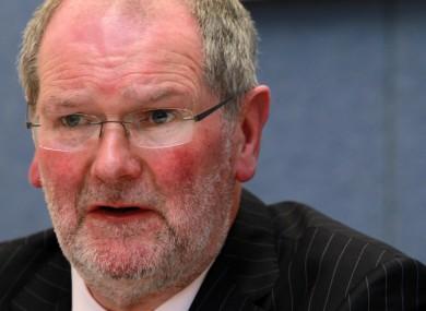 NTMA chief executive John Corrigan
