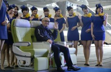 Japanese airline facing union turbulence over staff mini-skirts