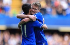Six-goal Chelsea ruin Arsene Wenger's big day