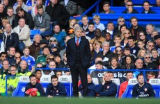 Arsene Wenger takes blame for 'one of worst days