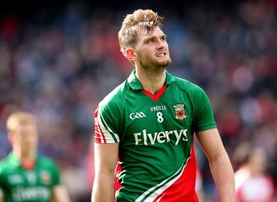 Mayo's Aidan O'Shea.