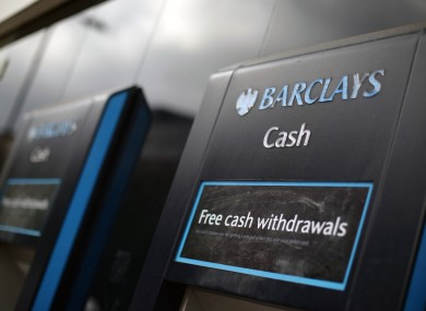 Branch of Barclays bank in London. (File photo)