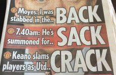 The Sun's headline writers are on the ball