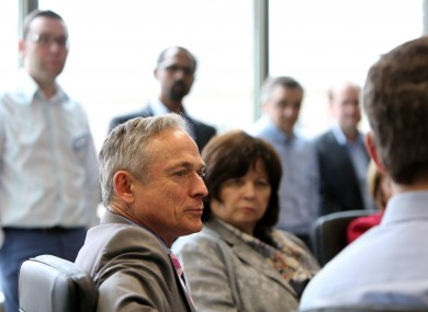 Minister for Jobs, Enterprise and Innovation Richard Bruton TD today announced 40 new jobs at Diona.