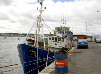 Skerries Harbour.