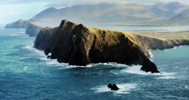 Stunning photographs show Ireland from the air by the people with the best view
