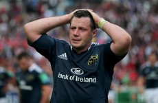 Analysis: Munster match Toulon's fierce physicality but errors prove costly (Part 2)