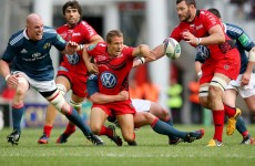 Munster come up just short after momentous effort against Toulon