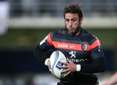 Maxime Medard of Toulouse.