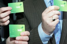 Reduced fares, like: Leap Card comes to bus services in Cork