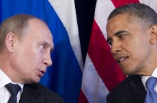 Obama confirms that if Putin was drowning, he would probably jump in to save him