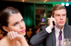 Poll: Would you welcome a ban on mobile phones in restaurants?