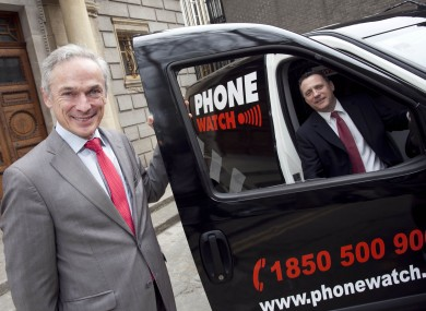 PhoneWatch announces 230 new jobs for Dublin, Cork and ten other regional offices.
