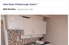 This Dublin rental ad offers a little more than you bargained for