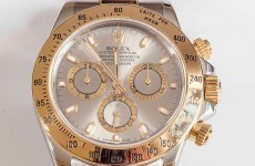 Going, going, gone: Criminal Assets Bureau sells Rolex on eBay for €8,200
