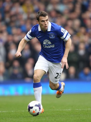 Coleman has been in strong form for Everton.