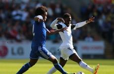 As it happened: Swansea v Chelsea, Premier League