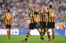 Meyler 'worked his backside off' to get Hull through to the FA Cup final