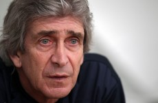 Pellegrini: Liverpool defeat changes nothing for City