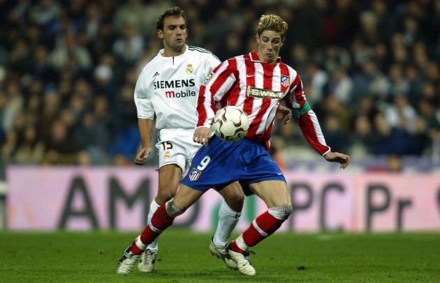 Soccer - Spanish Primera League - Real Madrid v Atletico Madrid