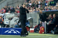 Evra gives United brief hope in Munich before Bayern power to victory
