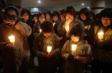 """""""I feel ashamed"""": Captain wasn't at the helm of capsized Korean ferry"""