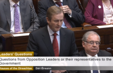 Dáil hears that Martin Callinan was Shatter's 'scapegoat'