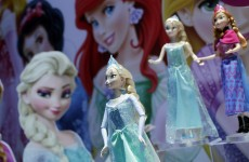 Parents are losing their minds over sold-out Frozen toys