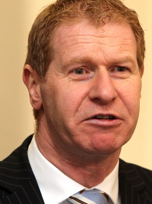 AGSI general secretary John Redmond