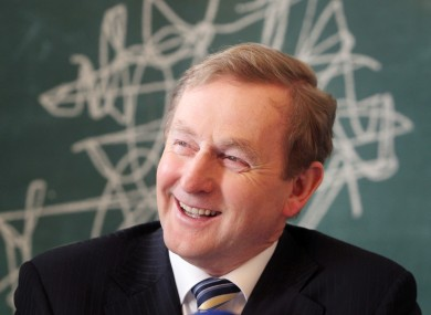 Enda Kenny could stand to benefit from holding two by-elections on 23 May.
