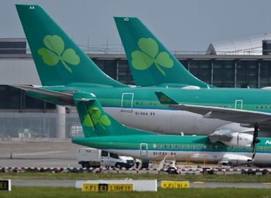 aer lingus services resume after cabin crew strike