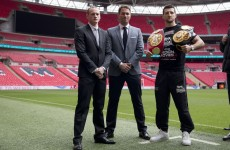 Froch shuts out mind games in Groves rematch
