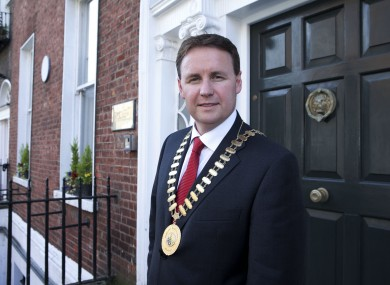 Incoming CPA Ireland president Cormac Fitzgerald