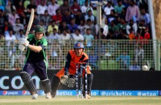 Ireland's Joyce hoping for another century as Sri Lanka come to town