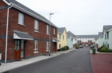 Property prices up by 8.5% on last year, but still down on peak prices