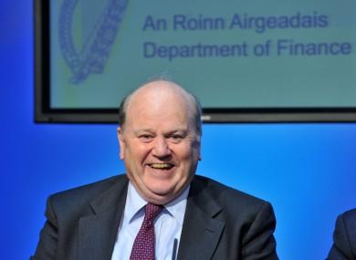 Michael Noonan (File photo)