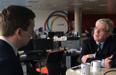 VIDEO: Gilmore on whether he still wants to be Taoiseach, running in 2016 and the reshuffle