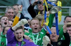 'The greatest day of my club career' – Fifth time lucky for junior soccer legend 'Chalky' Walsh