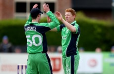 LIVE: Ireland v Sri Lanka, One Day International