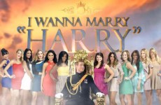 There's a US dating show where girls compete to marry a fake 'Prince Harry'
