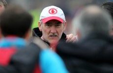 Mickey Harte tells GAA president to look in mirror after 'negativity' comments